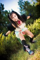 Ling: Attack by Alexia-Muller