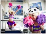 Juliet Starling LPC by BadLuckKitty