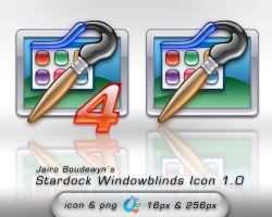 Stardock Windowblinds Icon 4 by weboso