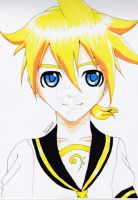 Kagamine Len by super5003
