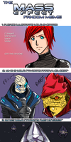 Mass Effect Meme by x-Kaze-x