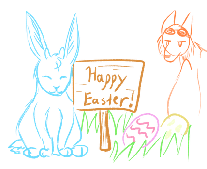 Easter 2017 by Saphira1471