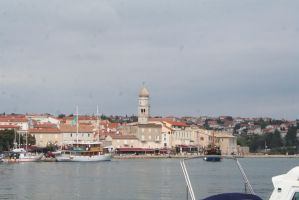 view from harbour 4 by ingeline-art