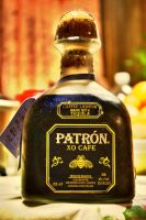 last patron bottle for 2009 by SUNphotography