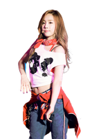 Taeyeon Render by SickyJinny