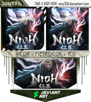 Nioh by sony33d
