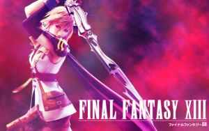 Final Fantasy XIII Wallpaper by Umanyann