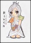 RIVEN - THE EXILE CHIBI by ii-ris-chan