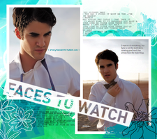 Darren Criss 2.0 by stacytasia