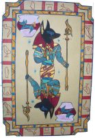 Anubis- God of the Dead by Shadow-Girl-Jen