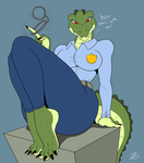 Top Croc Security by zp92