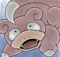Slowpoke by brackenhawk