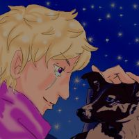 LAIKA -My loyal friend- APH by RoxasNobody13akuroku
