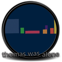 Thomas Was Alone - Icon by Blagoicons