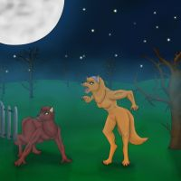 Contest Entry: Daphne Velma Werewolves Part 3 by EduartBoudewijn