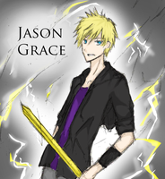 PJATO: Jason Grace by winter-monsoon