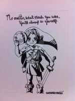 Majora's Mask Inspirational Thingy. by Lauren-the-Lyon