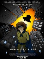 Amazi-Girl Rises (Dumbing of Age) by philippegagnon