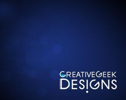 CreativeGeek Wallpaper by CreativeGeekDesigns