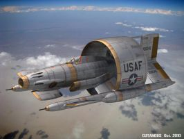 IN USAF SERVICE, 1955 II by CUTANGUS