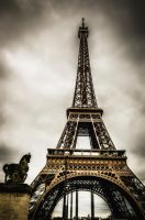 La Tour Eiffel by kreativEVOLUTION