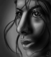 Portrait by mary3m