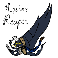 Hipster Reaper by Shooter--Andy