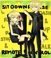 Remote Control by Ur-Style