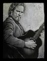 Jeff Bridges by lorenzothekiller