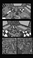 Interrogation theme gone wrong Page 1 by Joshua-Rowlands
