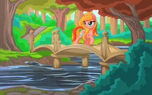 Bridge by mysticalpha