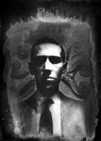 H. P. Lovecraft by juhoham