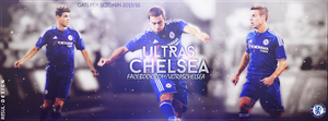 Ultras Chelsea // COVER by ResulDesign