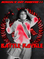 Battle Royale starring Kannon Kosplay by SWFan1977