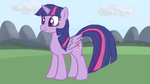 Twilight Alicorn by Bill-the-Pony