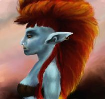 WoW: Troll by ruthiebutt