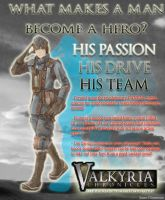 Valkyria Chronicles GD1 by The-Justified-Poet