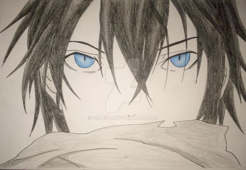 Yato by GKleian