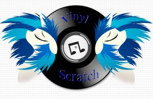 Vinyl Scratch Wallpaper by 0Gamex0