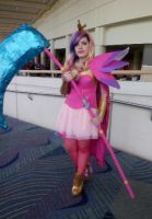 Warrior Cadance Cosplay-Megacon 2015 by Huskinata