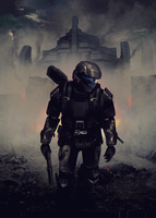 ODST. by ImSynq
