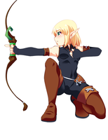 Evangelyne by Rainbowshi