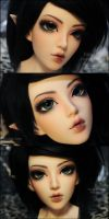 Face-up: Fairyland Feeple65 Chloe - 2 by asainemuri