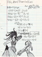 Math Doodles by Shortbread1008