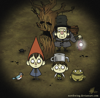 Over The Garden Wall - Don't Starve by NorthWing