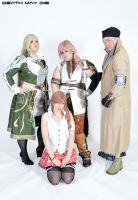 FFXIII Group by Numta