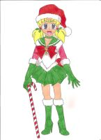 Sailor Santa by animequeen20012003