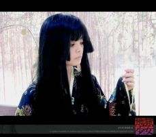 JIGOKU SHOUJO: ENMA AI by stringedpantomime