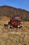 Old Rusty Truck by teresastreasures72
