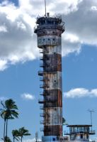 Air traffic control tower by shod